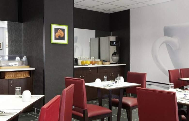 Appart Hôtel Opéralia Les Cèdres - Meals - 3