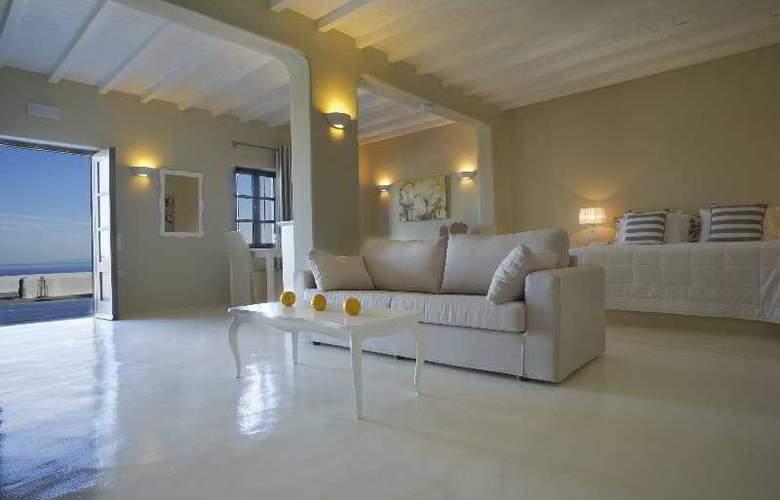 Carpe Diem Santorini - Room - 3
