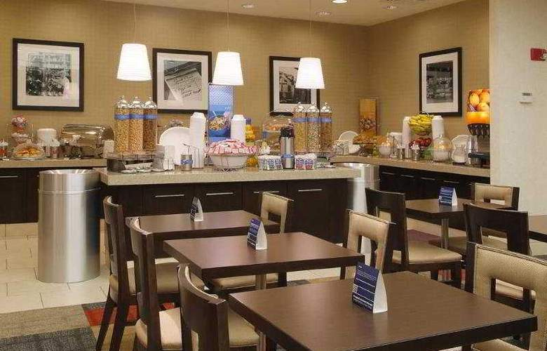 Hampton Inn Manhattan Times Square North - Restaurant - 6