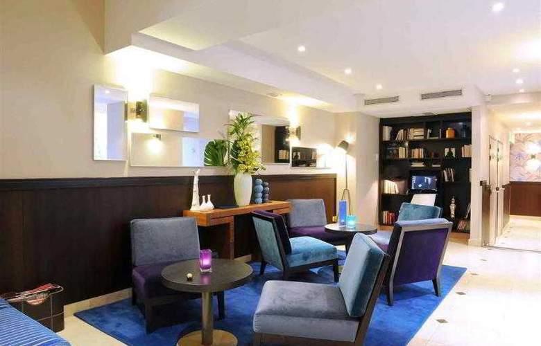 Mercure Paris La Sorbonne - Hotel - 21