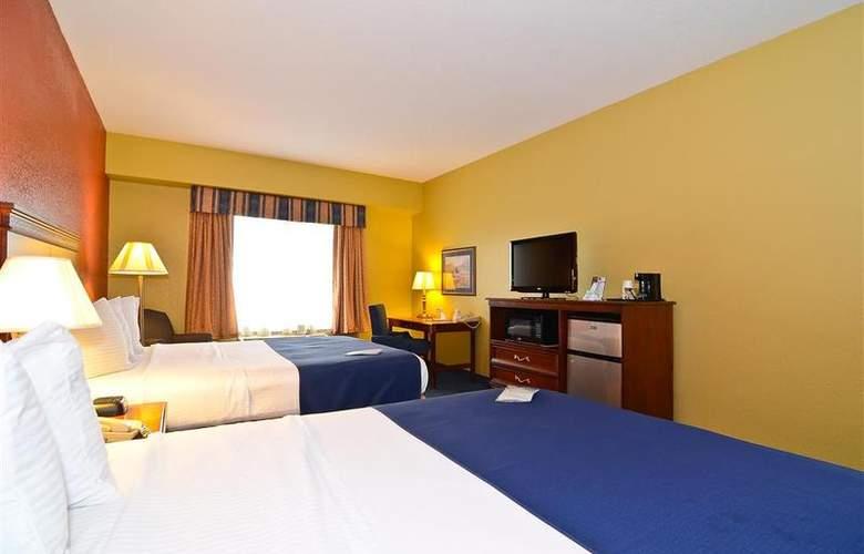 Best Western Executive Inn & Suites - Room - 100