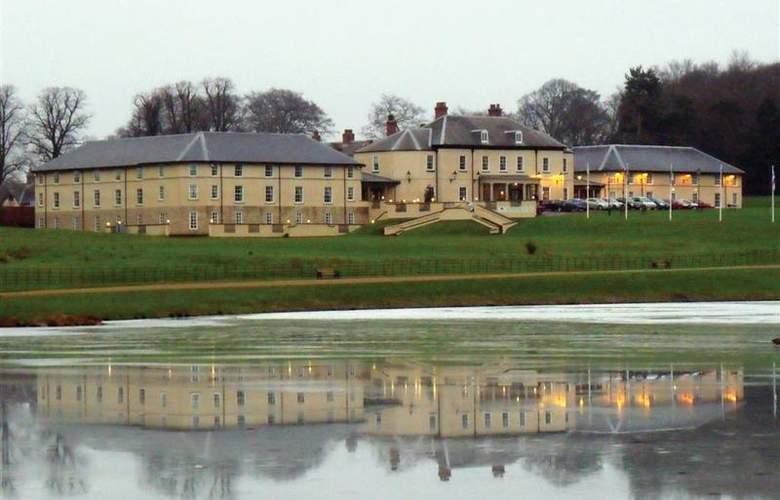 Best Western Hardwick Hall - Hotel - 24