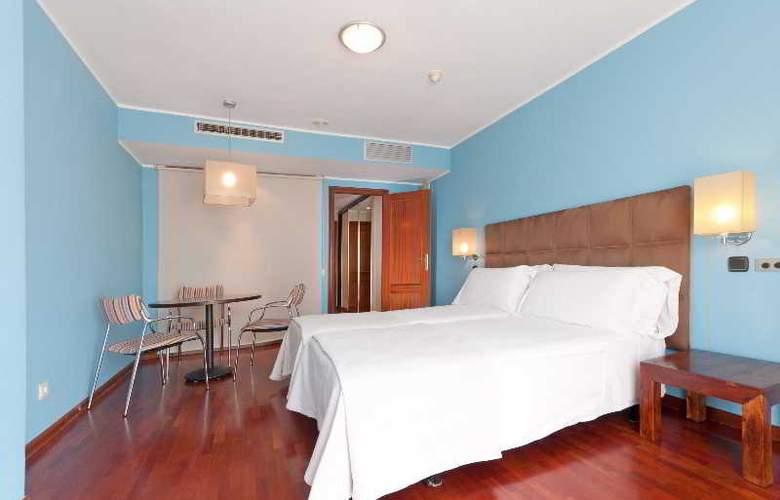 Tryp Valladolid Sofía Parquesol - Room - 10