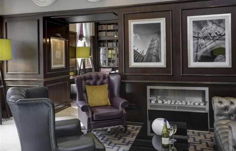 Best Western Mornington Hotel London Hyde Park - Hotel - 57