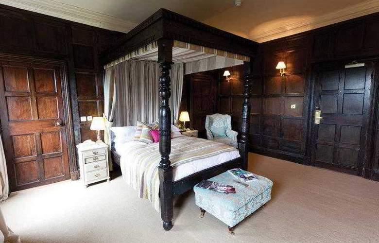 Best Western Mosborough Hall - Hotel - 44