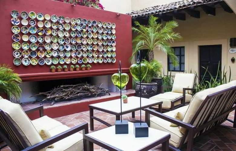 Hacienda el Santuario Centro - Hotel - 7