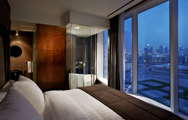 The Canvas Hotel Dubai MGallery By Sofitel - Room - 14