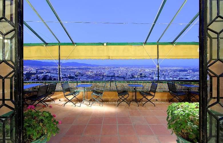 Alhambra Palace - Terrace - 26