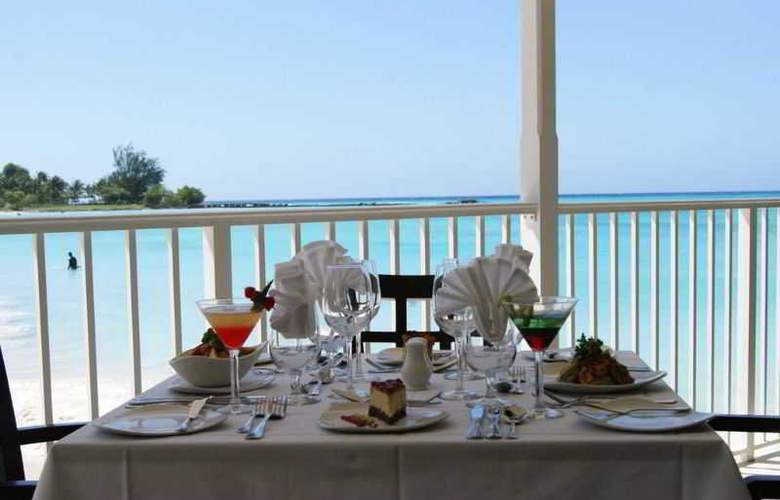 Radisson Aquatica Resort Barbados - Restaurant - 18