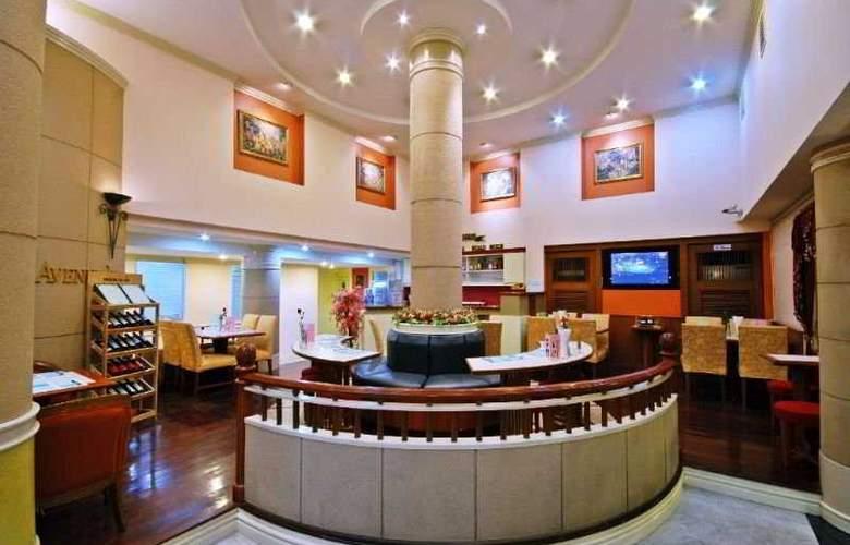 Silom Avenue Inn Bangkok - Restaurant - 3