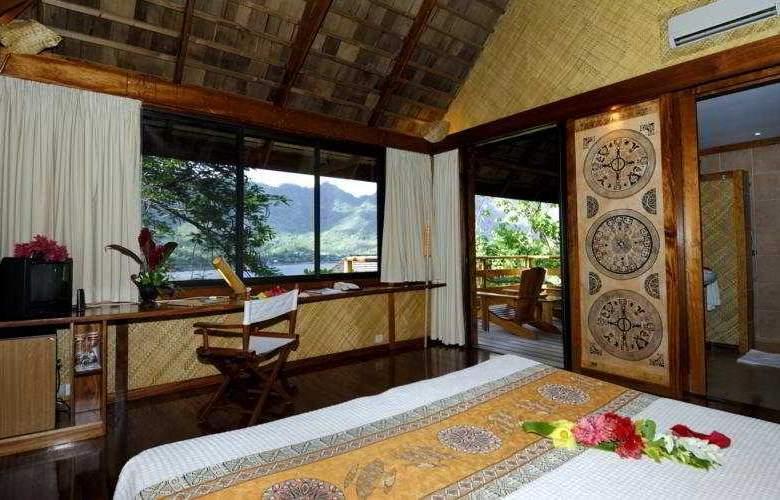 Nuku Hiva Keikahanui Pearl Lodge - Room - 7