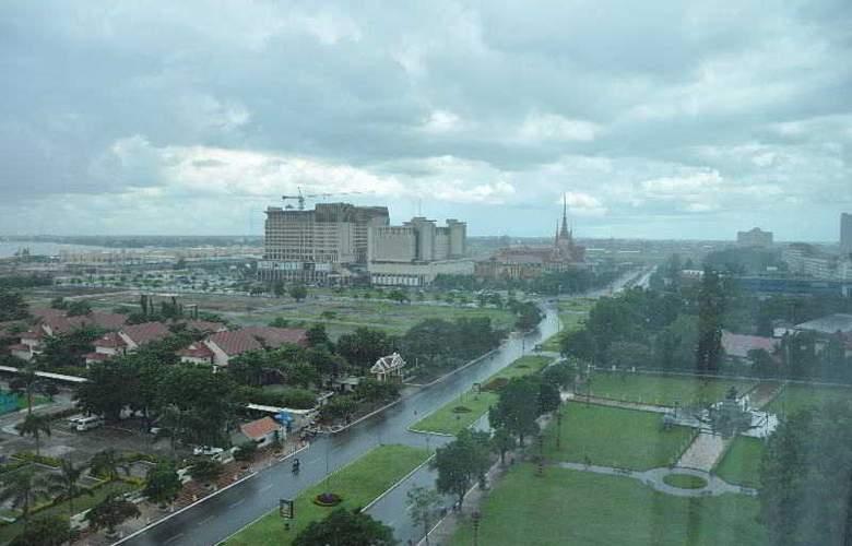 Landscape Hotel Phnom Penh - Hotel - 8