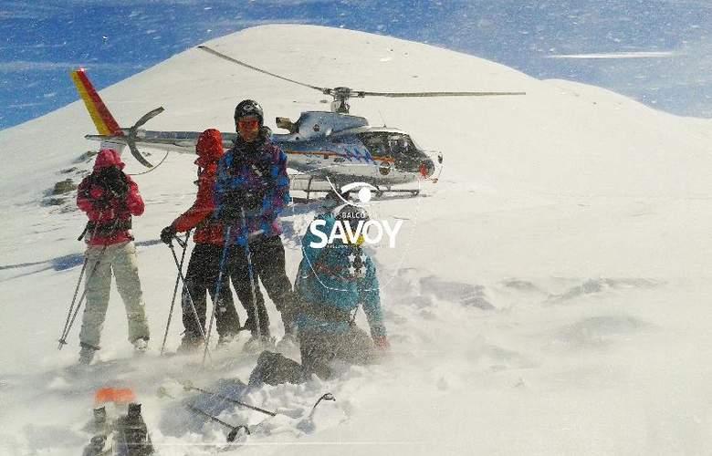Les Balcons du Savoy - Sport - 23