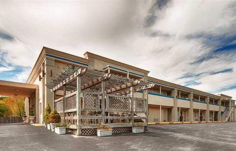 Best Western Annapolis - Hotel - 40