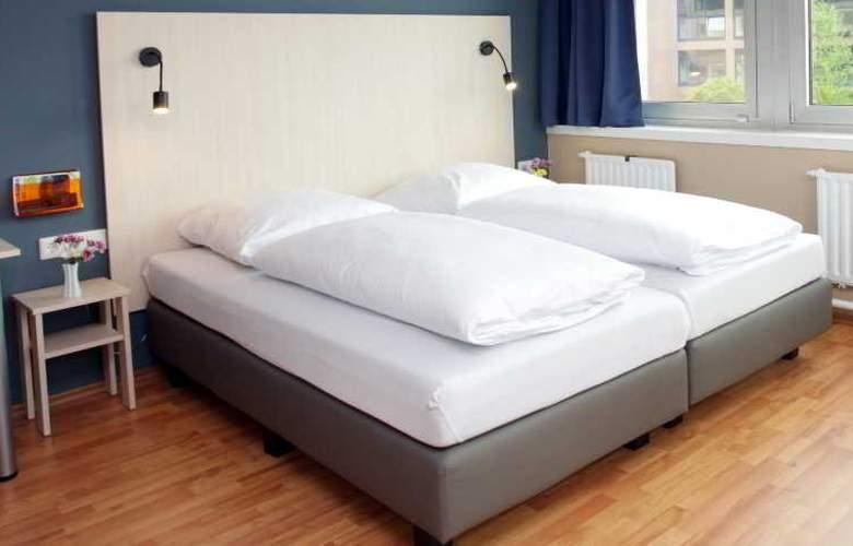 A&O Frankfurt Galluswarte Hotel - Room - 14