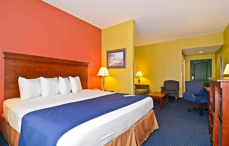 Best Western Executive Inn & Suites - Room - 110
