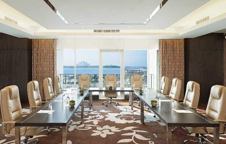 Waldorf Astoria Dubai Palm Jumeirah - Conference - 27