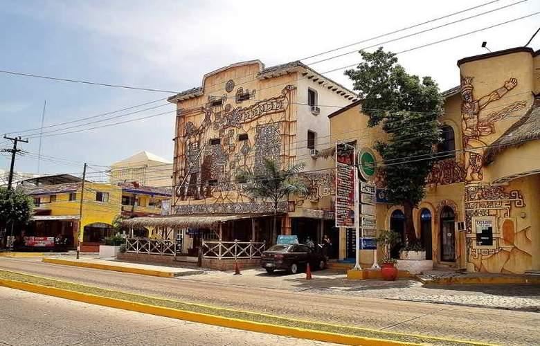 Hotel & Spa Xbalamque Cancún Centro - Hotel - 13
