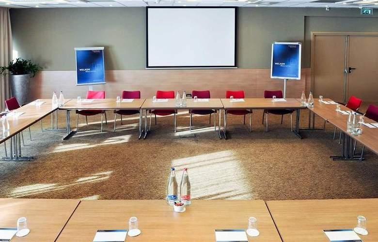 Novotel Rotterdam Schiedam - Conference - 33