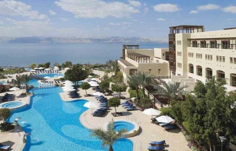 Dead Sea Marriott Resort & Spa - Hotel - 0