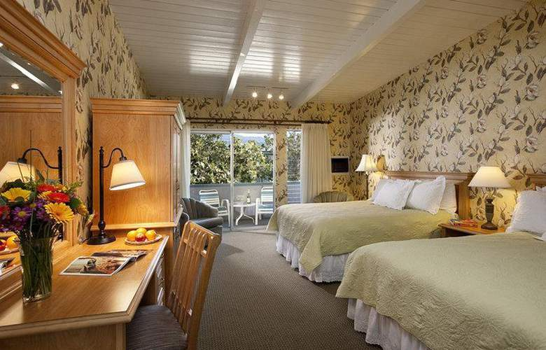 Best Western Plus Encina Lodge & Suites - Room - 32