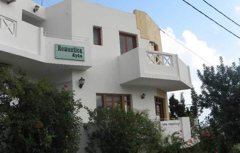 Romantica Hotel Apartments - Hotel - 10