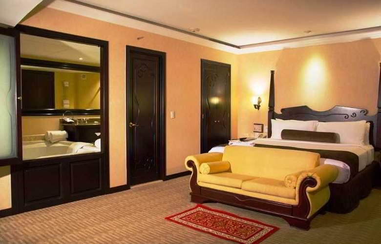Crowne Plaza Hotel de Mexico - Room - 7