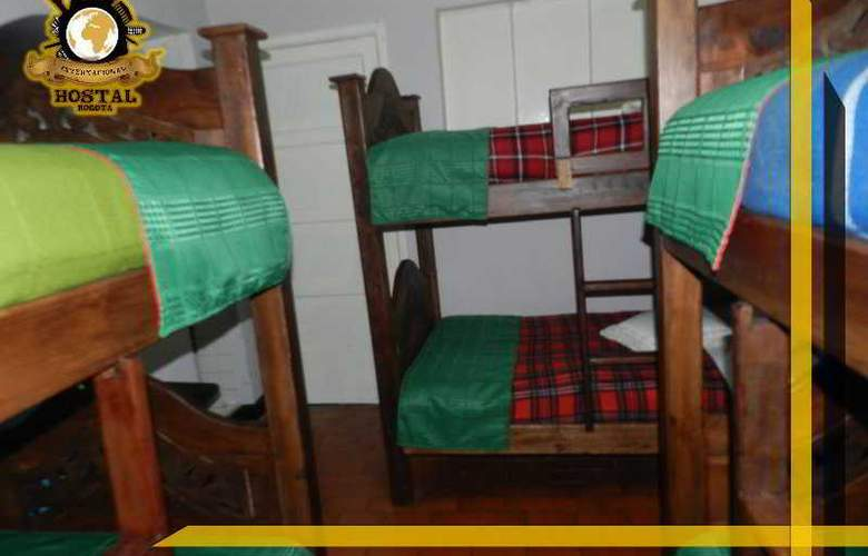Hostal Internacional - Room - 2