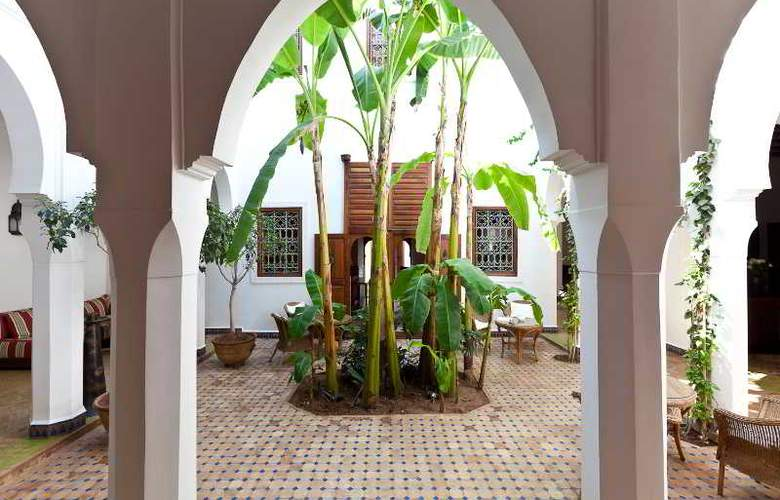 Riad Les Bougainvilliers - Hotel - 11