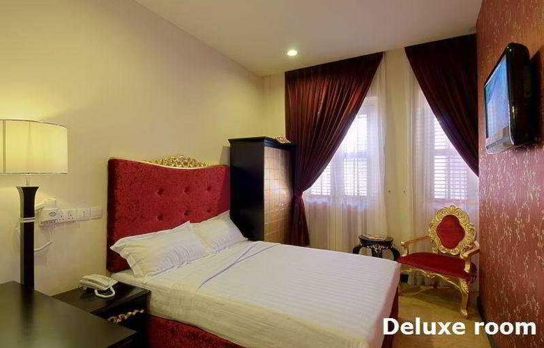 Santa Grand Hotel Chinatown - Room - 6