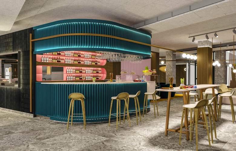 Ibis Styles Madrid City Las Ventas - Bar - 3