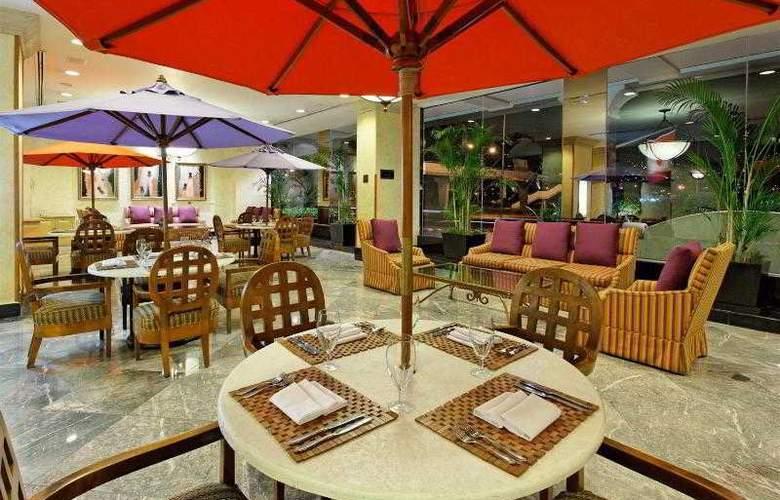 Crowne Plaza Monterrey - Restaurant - 23
