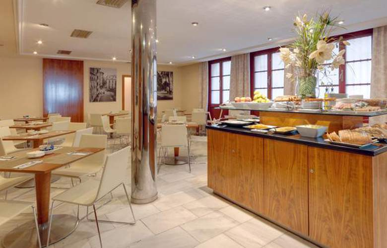 Tryp Ciudad de Alicante - Restaurant - 25