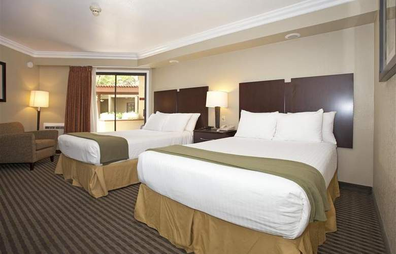 Holiday Inn Express Santa Rosa - Room - 6