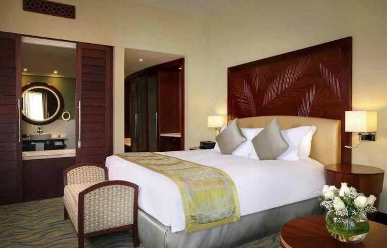 Sofitel Dubai Jumeirah Beach - Room - 28
