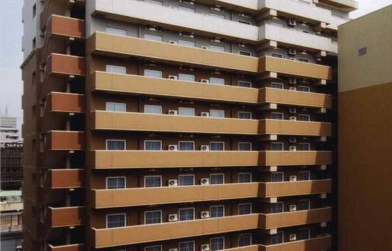 Toyoko Inn Osaka Umeda Higashi - Hotel - 4