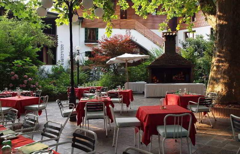 Albergo Quattro Fontane - Restaurant - 8