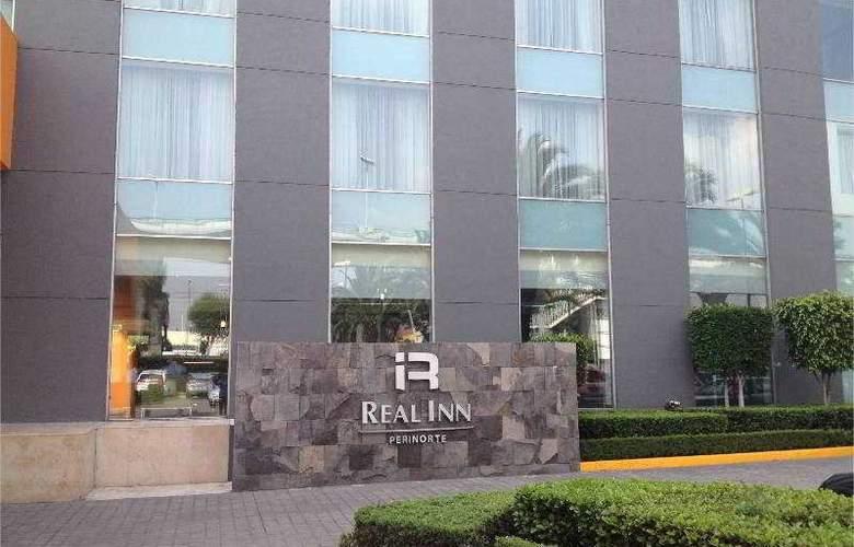 Real Inn Tlalnepantla - Hotel - 5