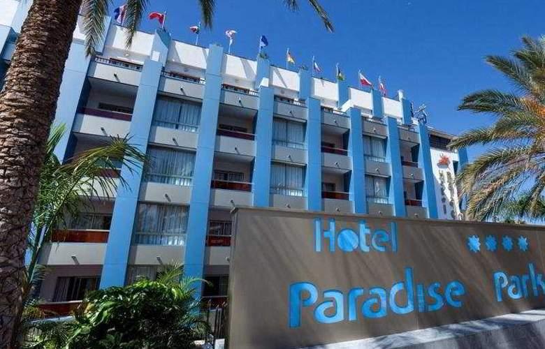 Paradise Park Fun Livestyle - Hotel - 8