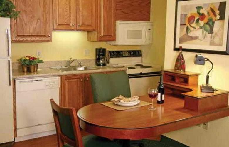 Residence Inn Portland South/Lake Oswego - Hotel - 42