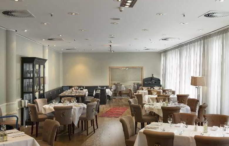 Windham Hannover Atrium - Restaurant - 31