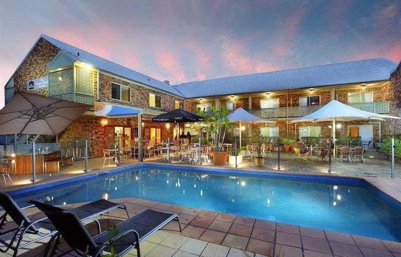 Best Western The Gregory Terrace Brisbane - Hotel - 12