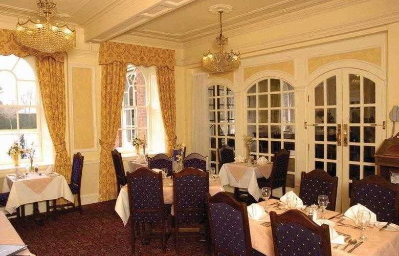 Best Western West Retford - Hotel - 22