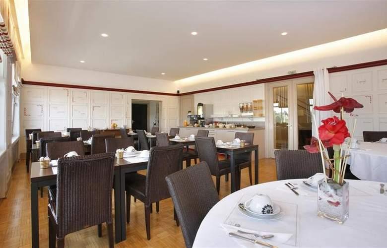 Best Western Adagio - Restaurant - 40