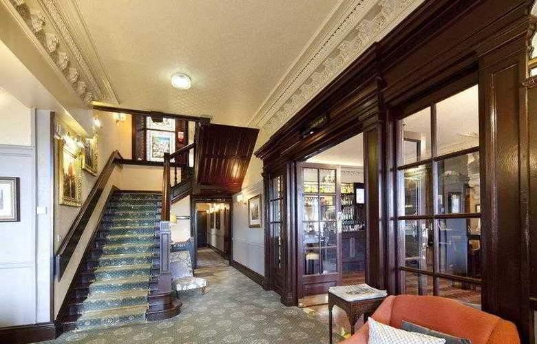 BEST WESTERN Braid Hills Hotel - Hotel - 21