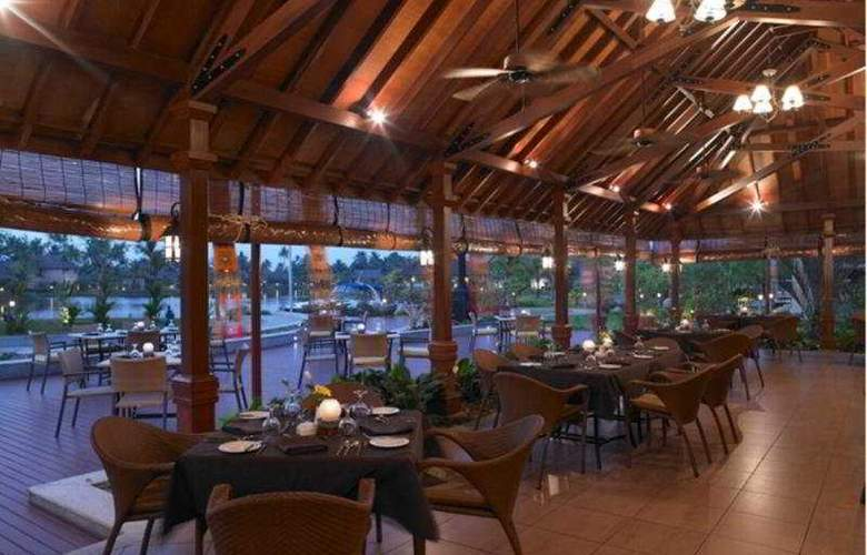 Radisson Plaza Resort & Spa, Kumarakom - Restaurant - 8