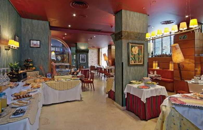 Tryp Valladolid Sofía Parquesol - Restaurant - 5