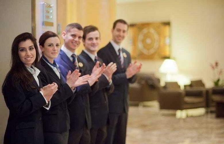 Best Western Galles Milan - Hotel - 45