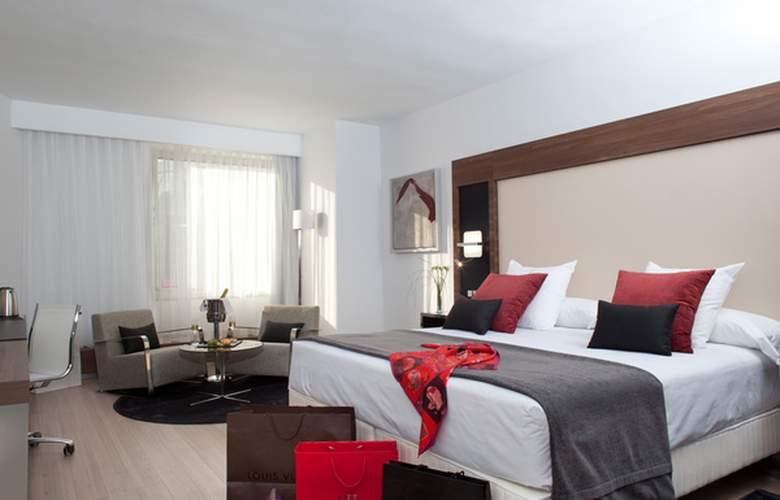 Courtyard Madrid Princesa - Room - 7