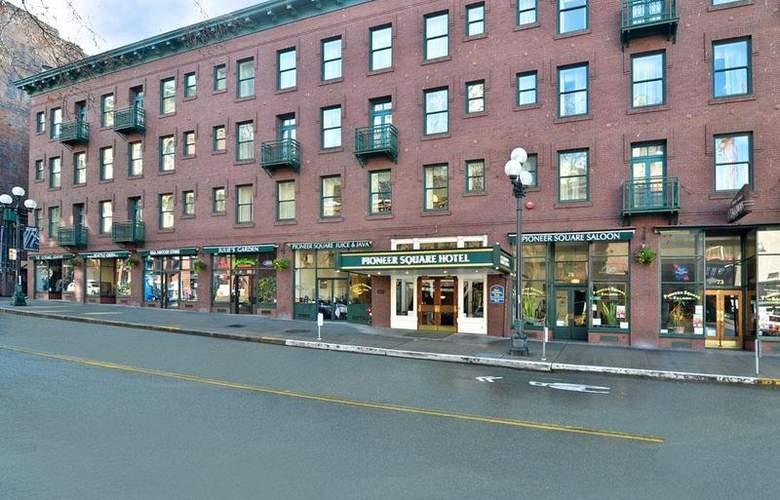 Best  Western Plus Pioneer Square - Hotel - 36